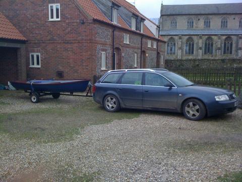 therealpigdog's car