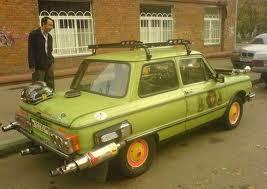 RatBoy M3CSL's car