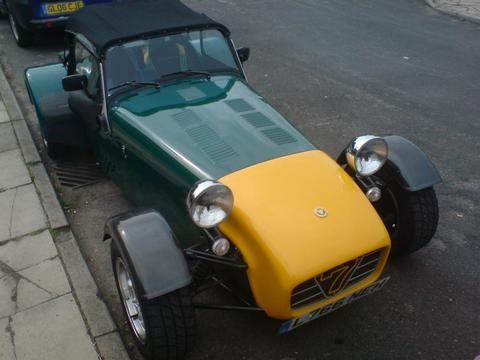 Roadru77er's car