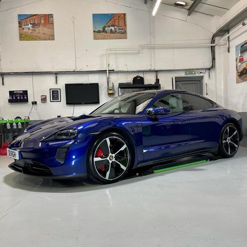 AB's car