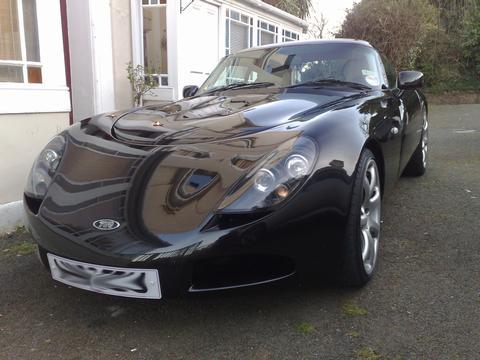 Garreth's car