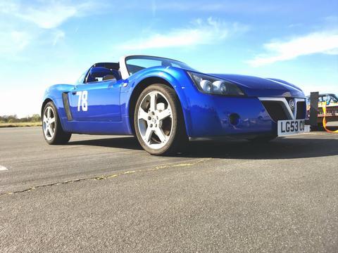 speedtwelve's car