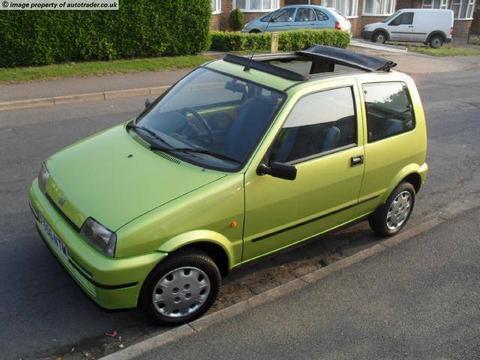 Fargus's car