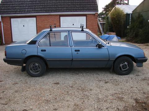 Mr POD's car