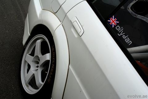 oilydan's car