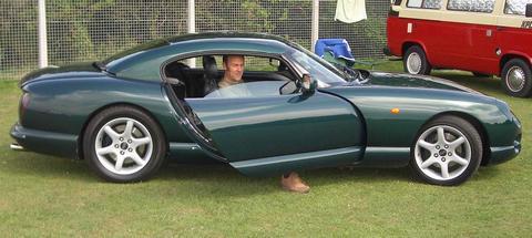 Erich Stahler's car
