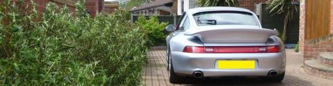 911F's car
