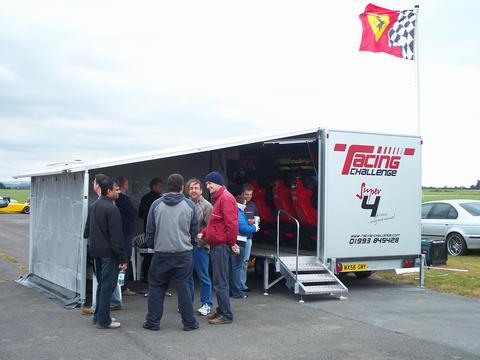 Racing Challenge's car