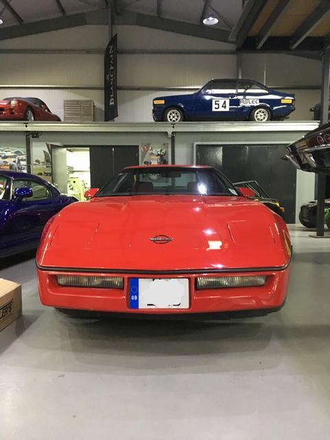 Z06George's car