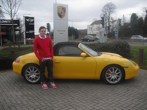 giltranator's car