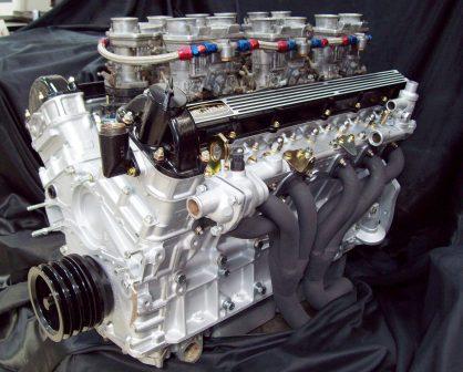 WDRV12's car