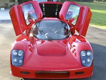 Verde's car