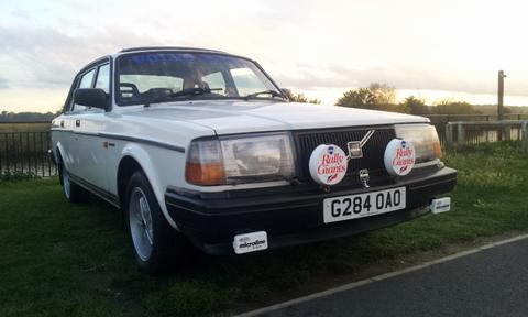 Chris-R's car