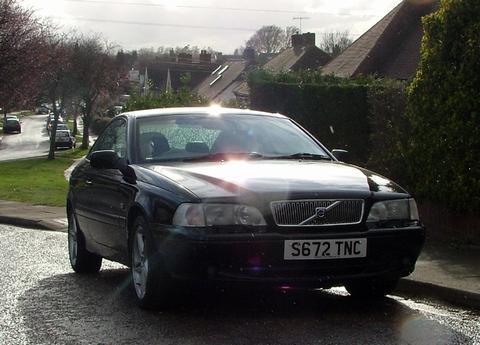 GrahamG's car