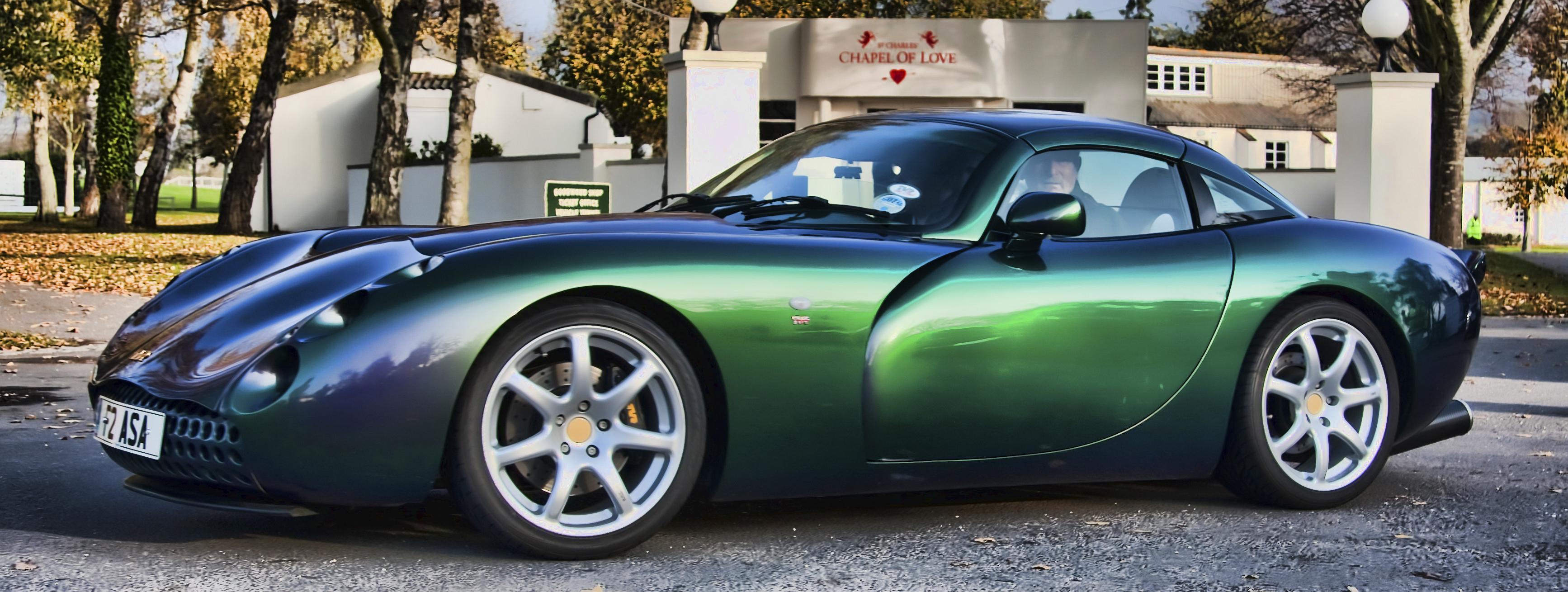 rxgreentiv's car