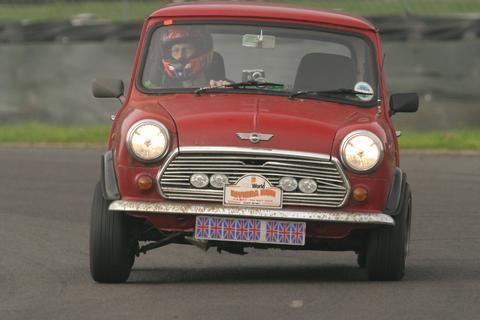 rustbuster's car