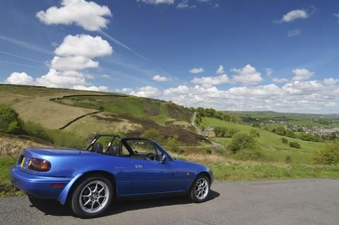 YorkshirePudding's car