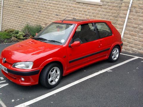Locke's car
