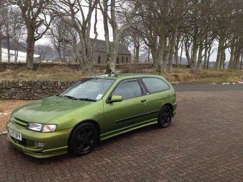 Kieranv's car