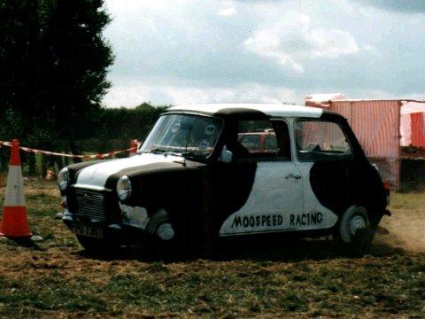 Moospeed's car