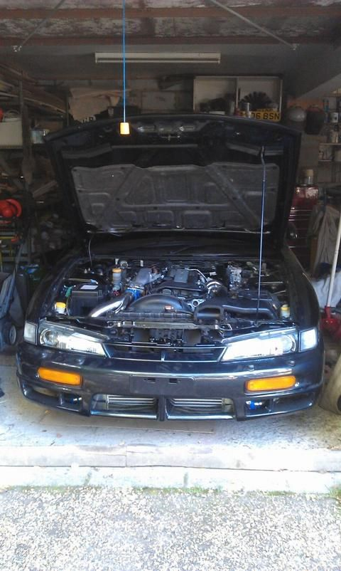 motorbreath's car