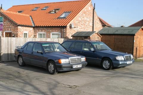 ClassicMercs's car
