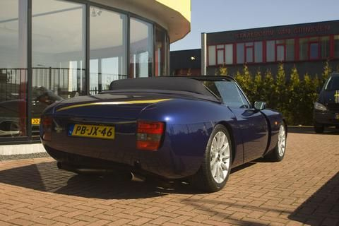 JazzyO's car
