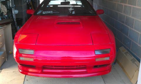 GT Kodiak's car