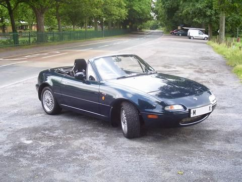 Evangelion's car