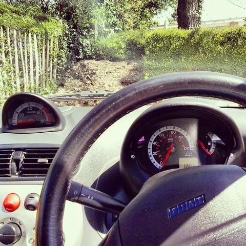 Stew2000's car