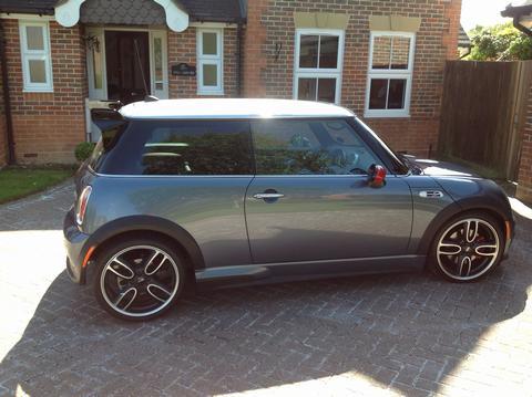 nonsso_golfer99's car