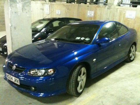Ciscas's car