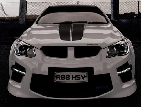 snowwolf's car