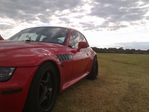 spurs coupe's car