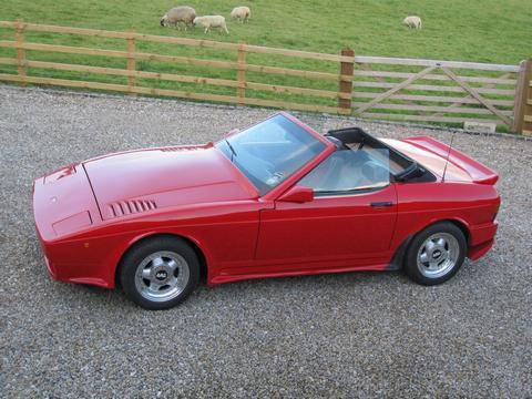 400SE Dave's car