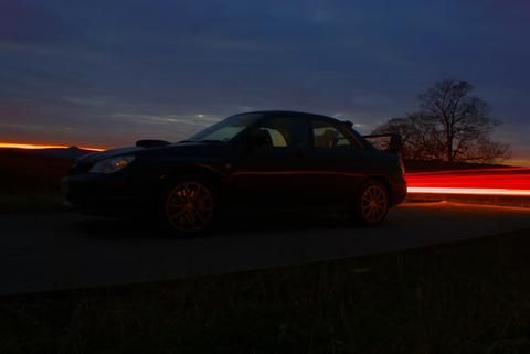 RTB's car
