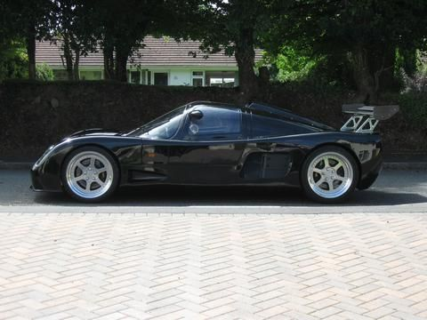 Mr Pid's car
