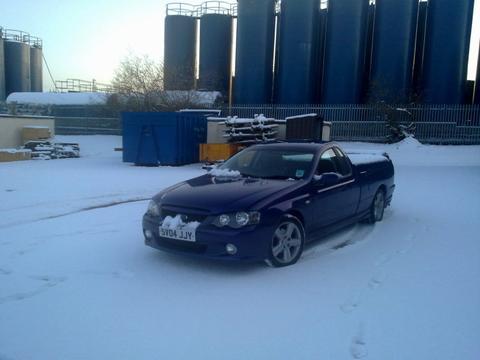 MidnightXR6's car