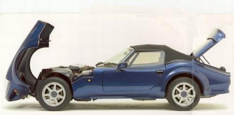 The Rustman's car