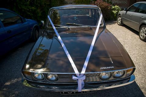 Triumph Man's car