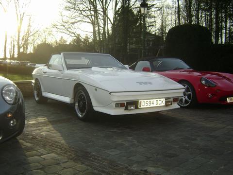 TDC-belgium's car