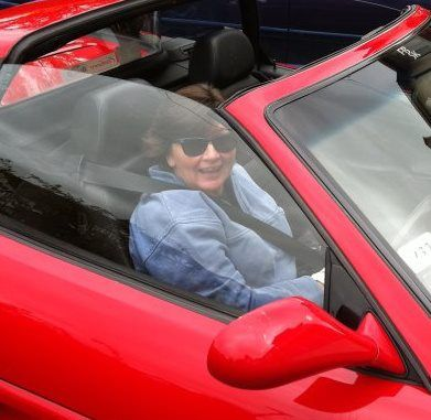 Nikkie B's car