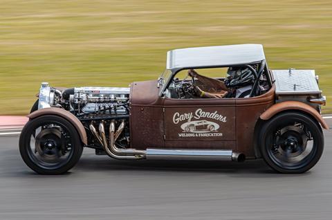 garyjettrike's car