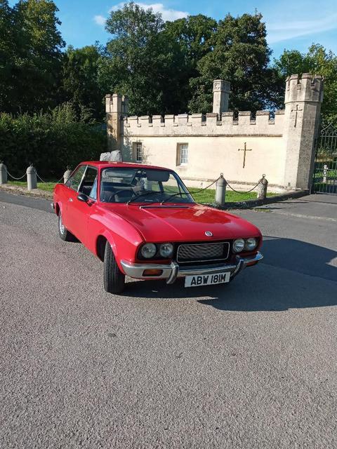 Breadvan72's car