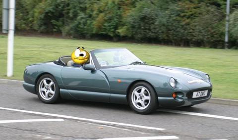 Oggs's car