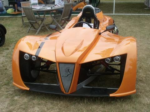 SWMBO's car