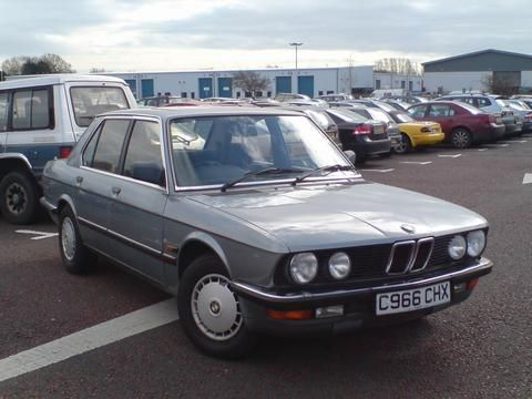 Huntsman's car