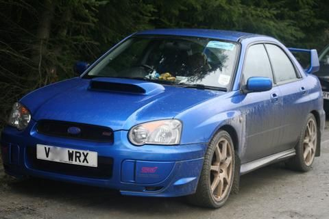 AWG's car