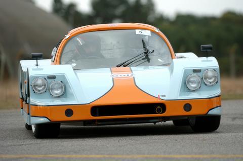 Ultima29's car