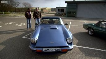 Top Gear TVR's car